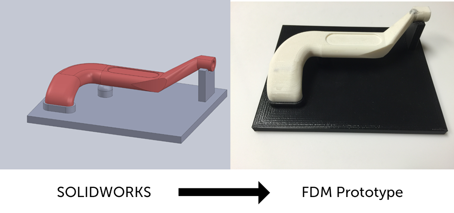 SOLIDWORKS to FDM Prototype