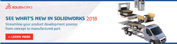 See What's New in SOLIDWORKS 2018