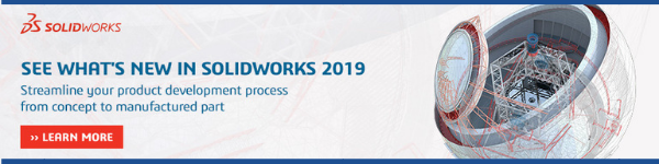 See What's New in SOLIDWORKS 2019